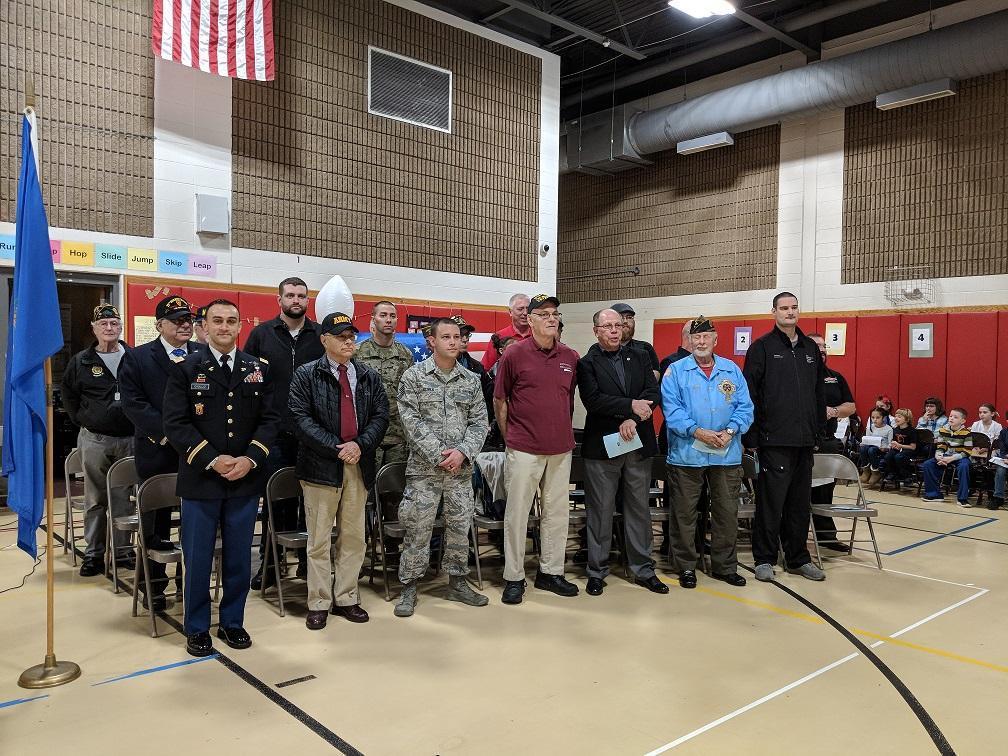 Veterans 2019