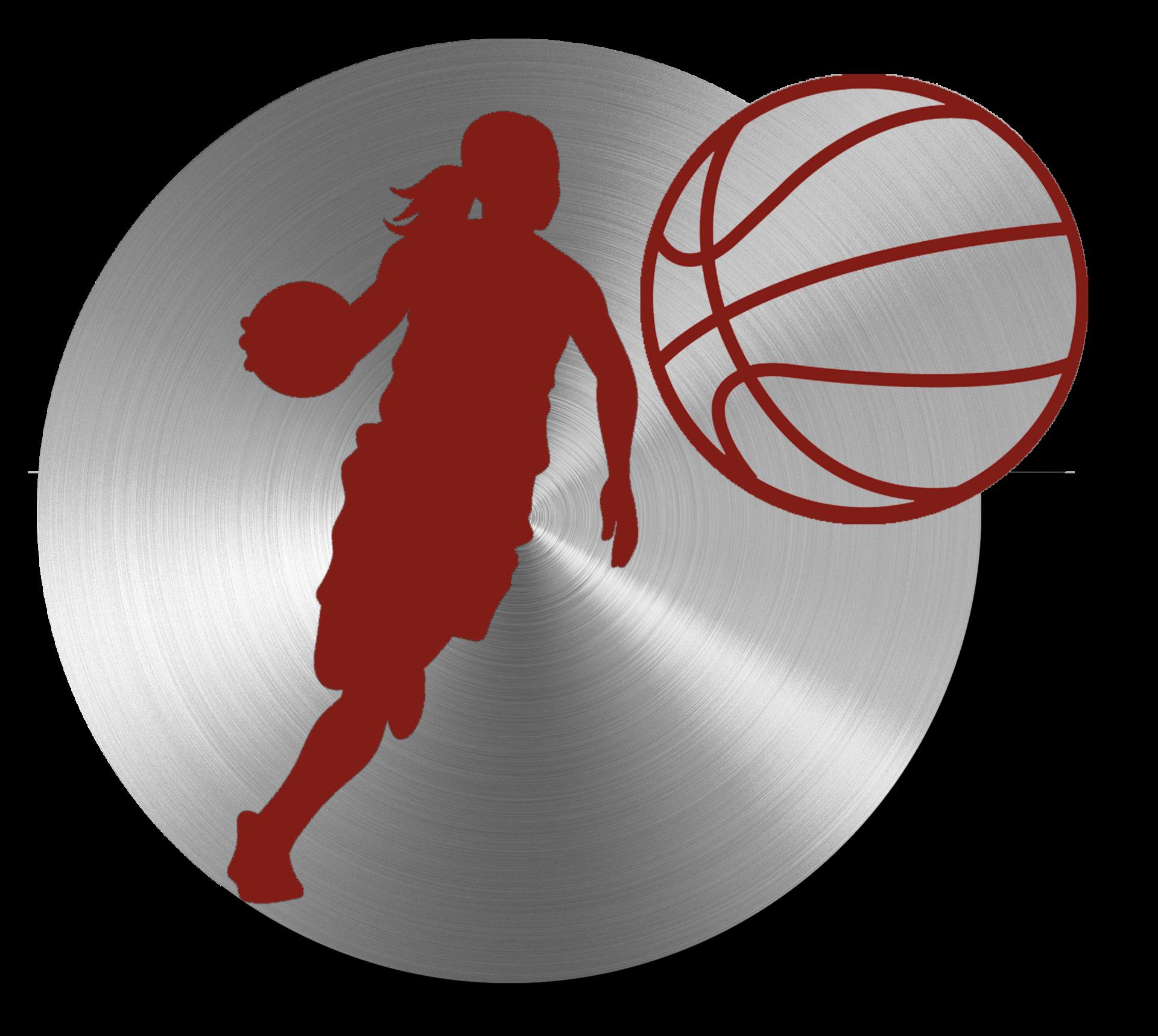 basketball girl icon