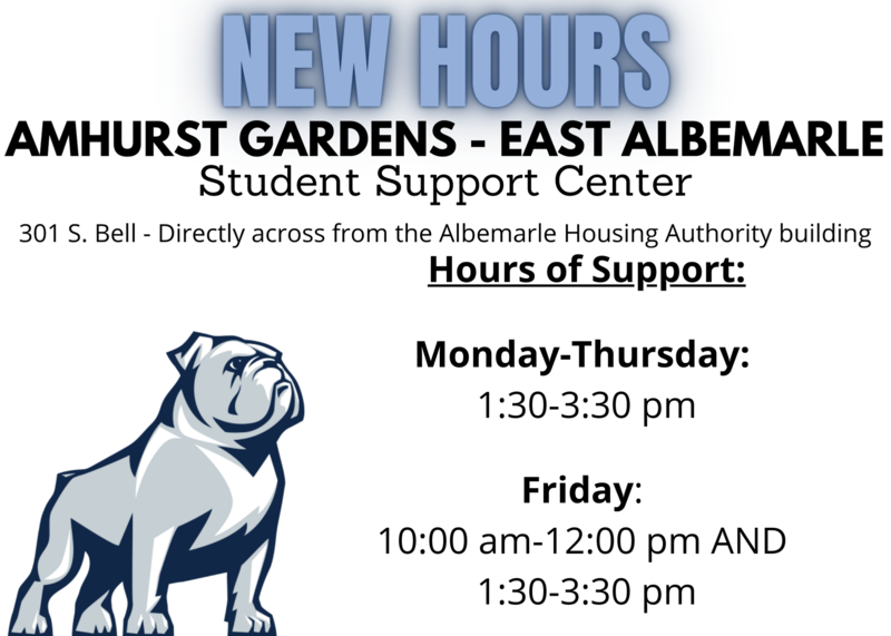 Amhurst Student Support Center Featured Photo