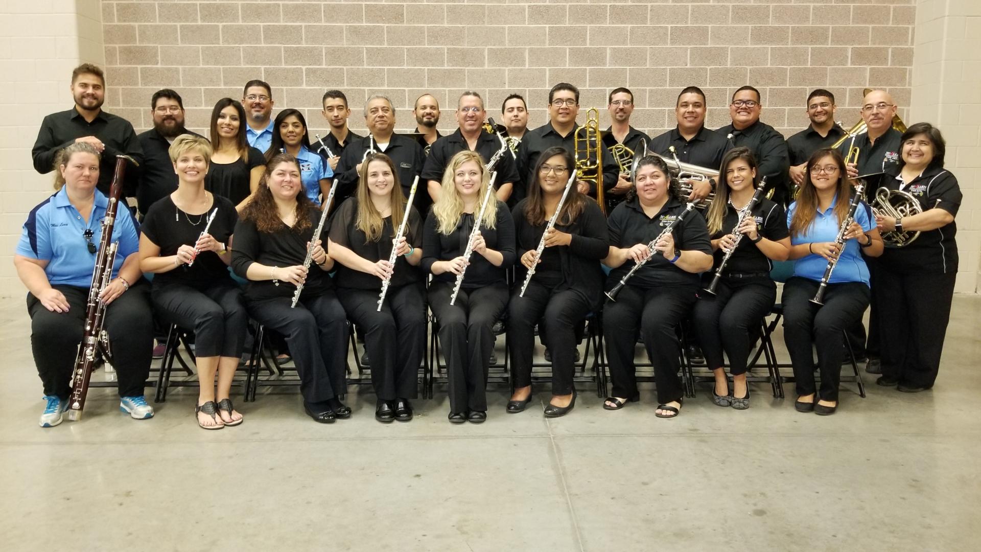 2018-2018 MISD Band Directors