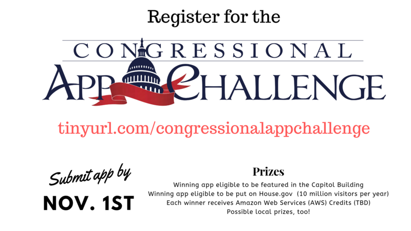 Join the Congressional App Challenge Featured Photo