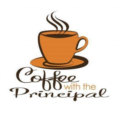 REOPENING - Coffee with the Principal (Wednesday, April 14 - 8:00 AM) Thumbnail Image