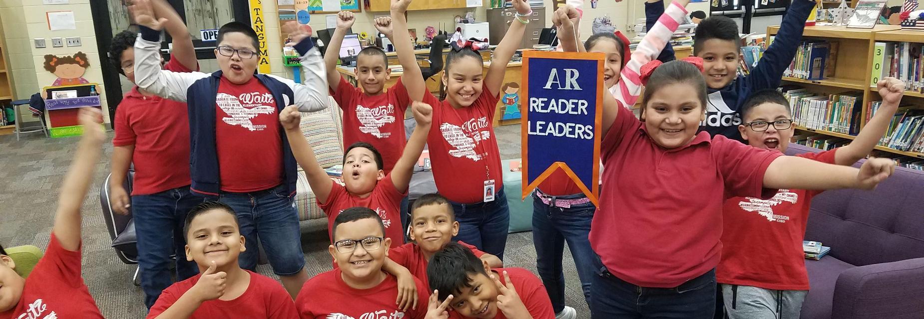 AR reader leader class