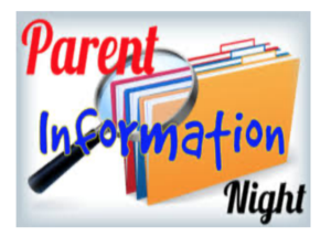 Elementary Parent Information Night Featured Photo