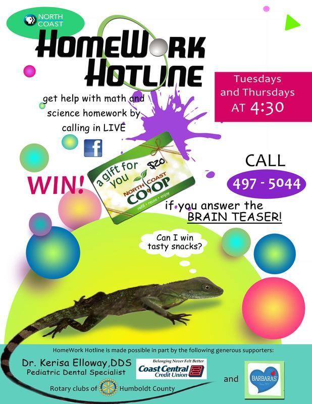 PBS Homework Hotline