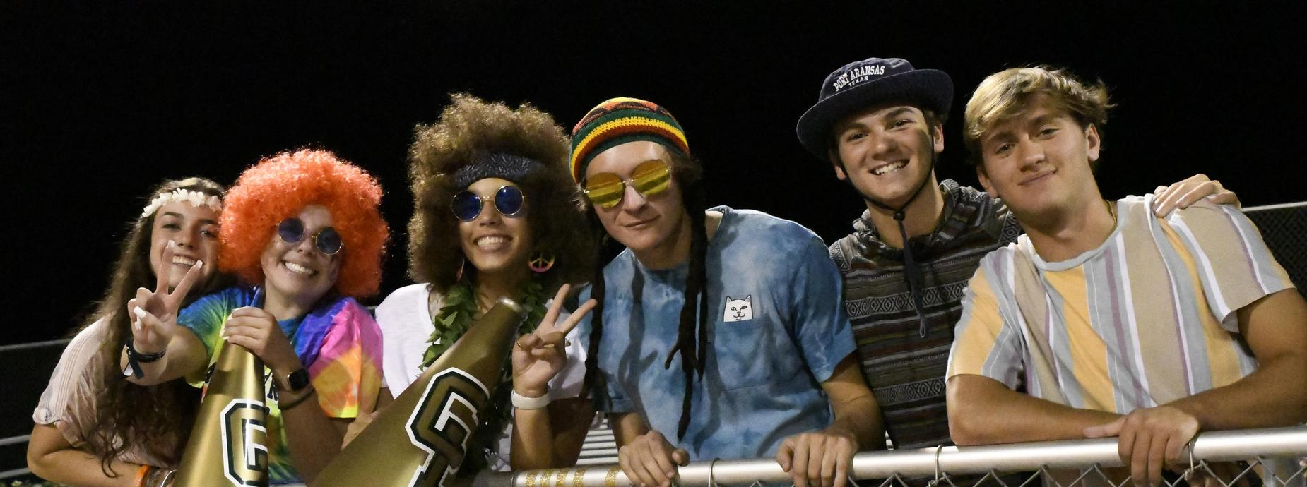 2021 Fall Student Section