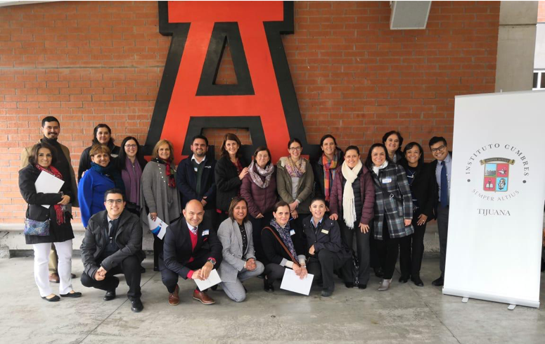 "Aprendiendo y creciendo en Red: Taller de ""Proyectos Formativos y Materias AP"" en el Instituto Cumbres Tijuana Featured Photo"