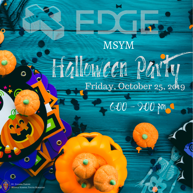 EDGE MSYM - Halloween Party Featured Photo