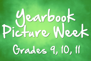 Image Yearbook Picture Week