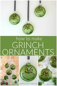 Grinch Ornament book