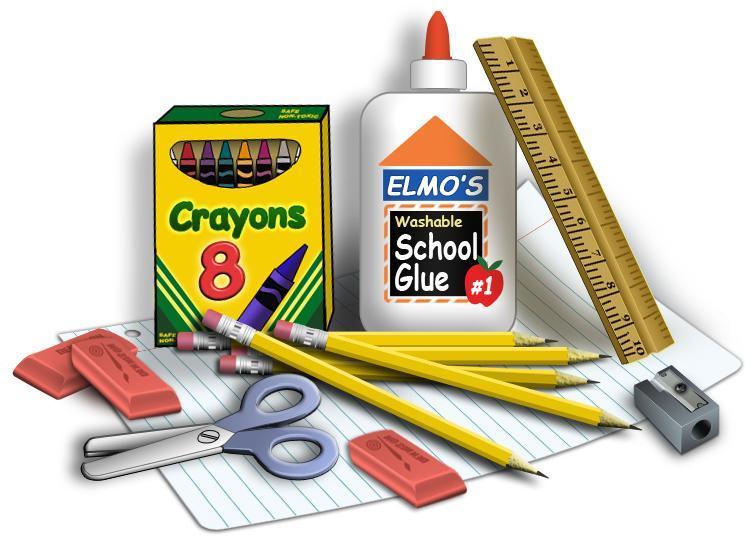 2019-2020 School Supply Lists Thumbnail Image