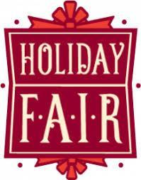 Holiday Fair with present Image