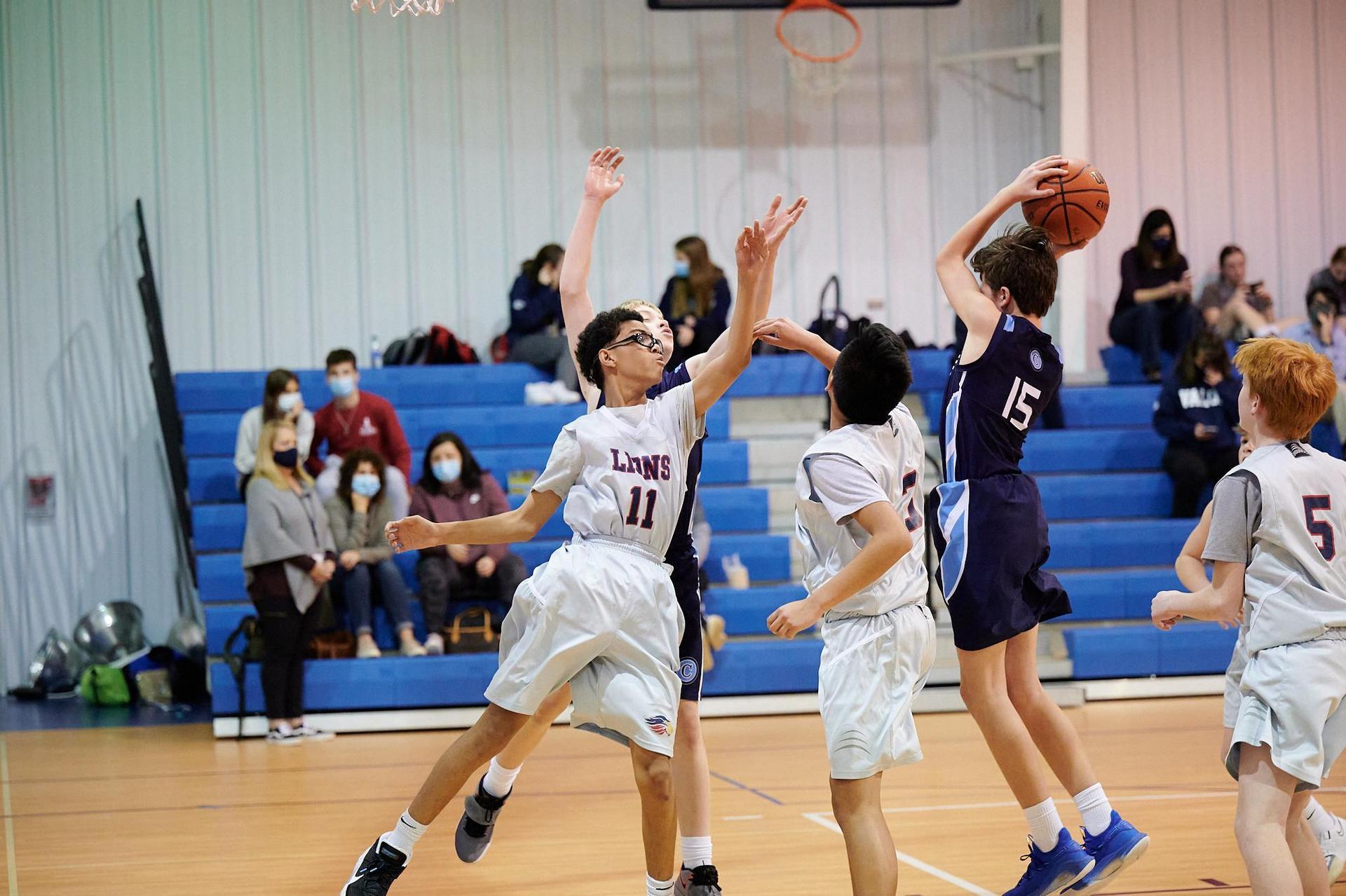 MS Boys basketball 20/21