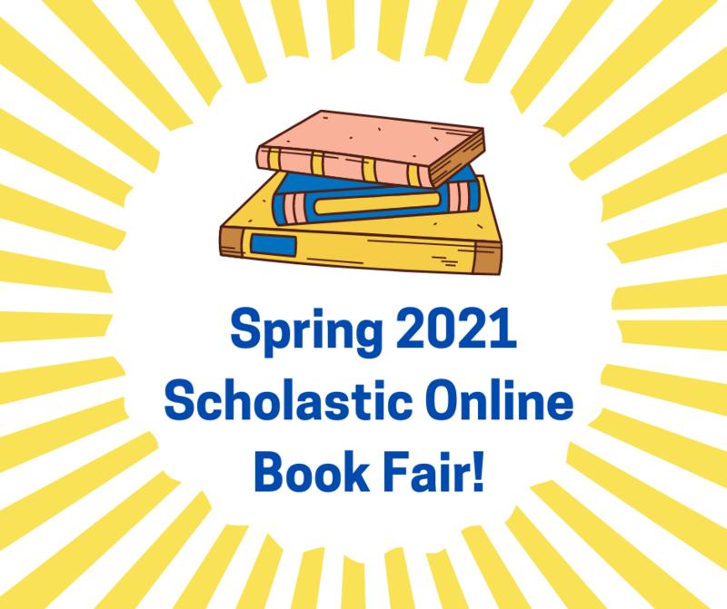 Spring 2021 Online Book Fair!