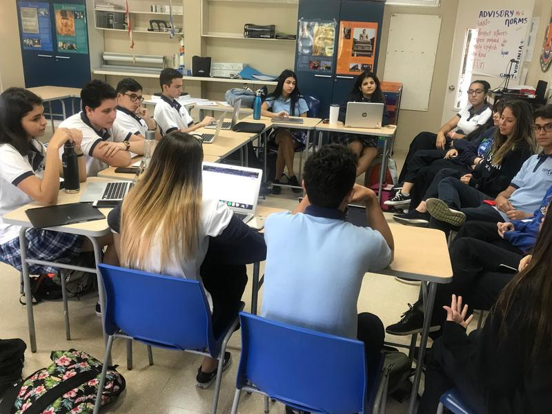 Creativity, Activity, Service: IB Students Launch Into CAS Featured Photo