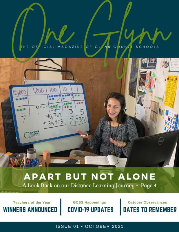 Cover of One Glynn Magazine