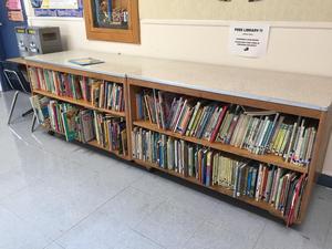 Free books at school
