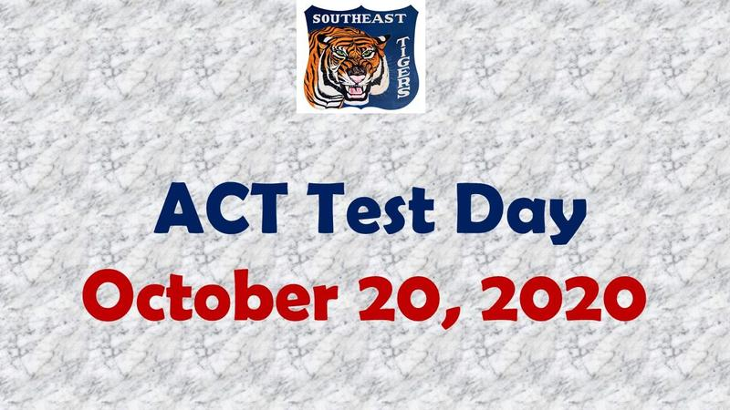 ACT Test Graphic