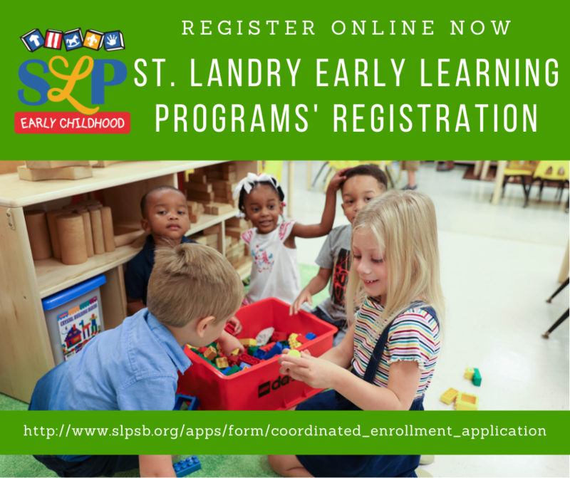slp early learning registration