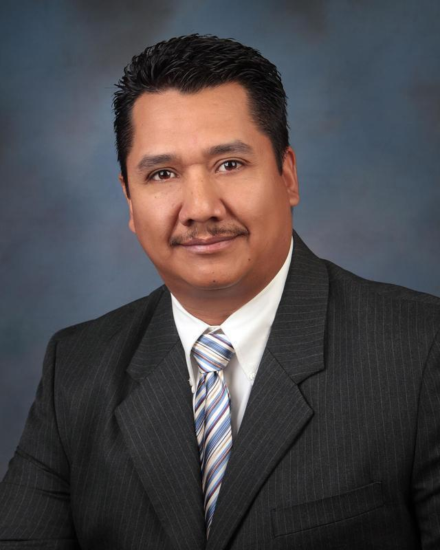 Juan I. Saucedo, Clerk of the Board of Trustees.