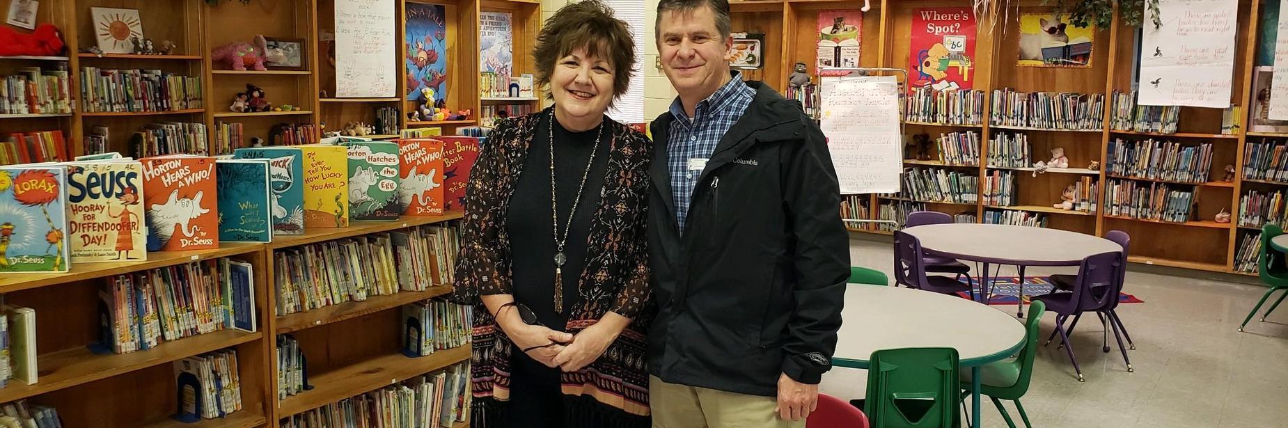 Mrs. James & Mr. Goodson