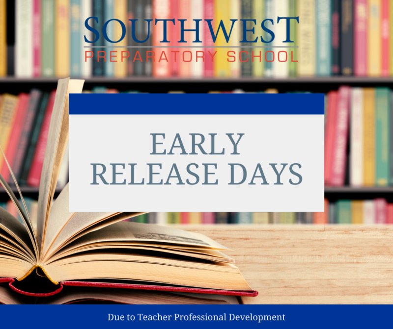 Early Release Days Featured Photo