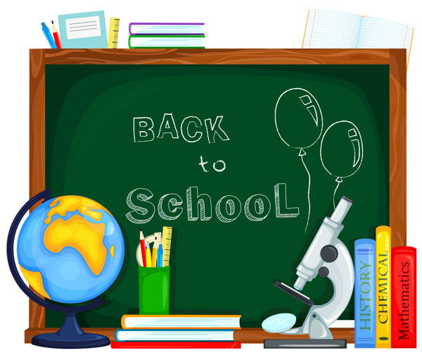 K-12 Beginning of Year Events Thumbnail Image