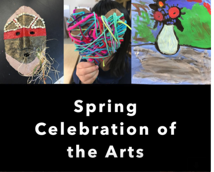 Virtual Spring Celebration of the Arts Featured Photo