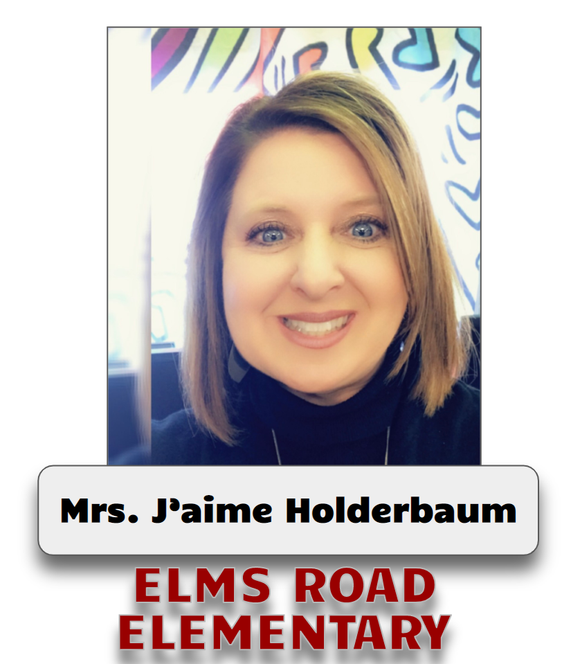 Mrs Holderbaum - Elms Road Elementary Teacher - Staff Portrait