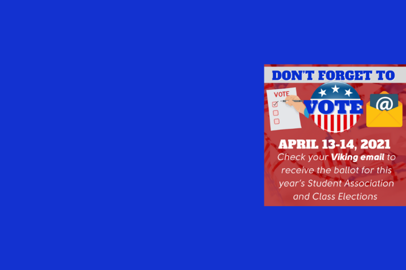 Student Association and Class Elections Featured Photo
