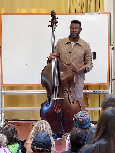 Black History Month Music Education Program