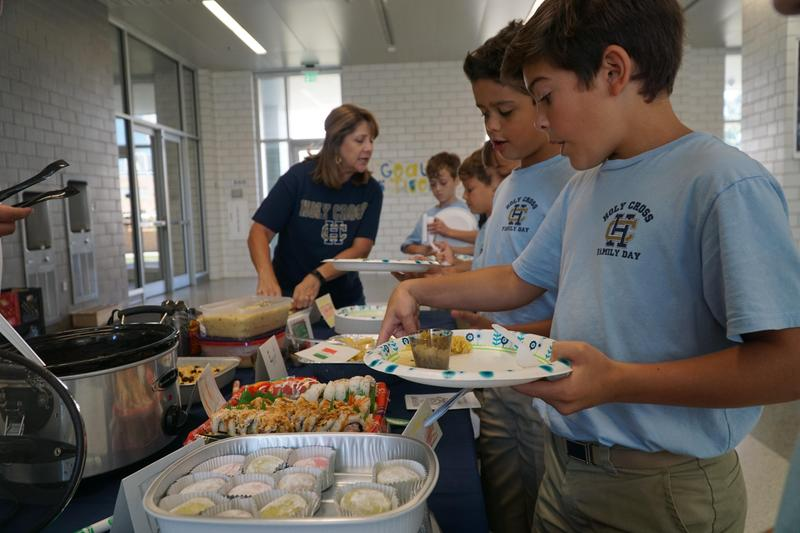Fourth Grade Hosts Cultural Food Fest Featured Photo