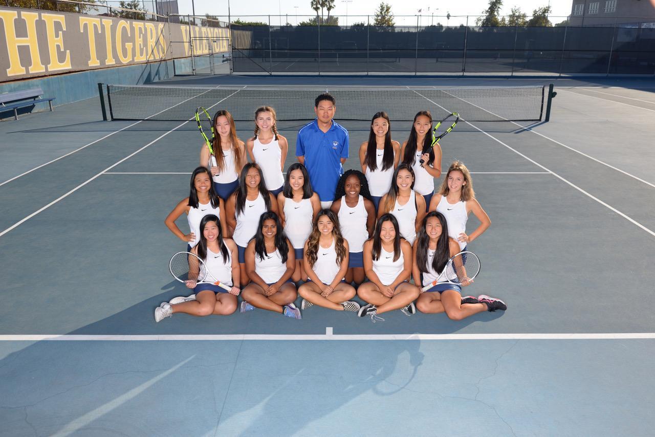 Girls Sports  Girls Sports  Valencia High School-9779
