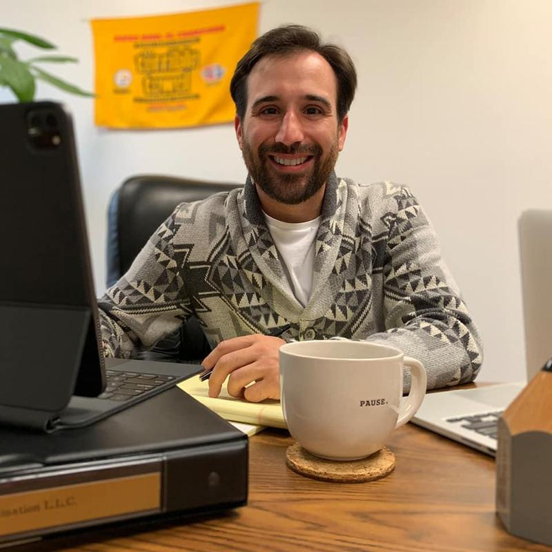 Alumni Spotlight - David Romani Featured Photo