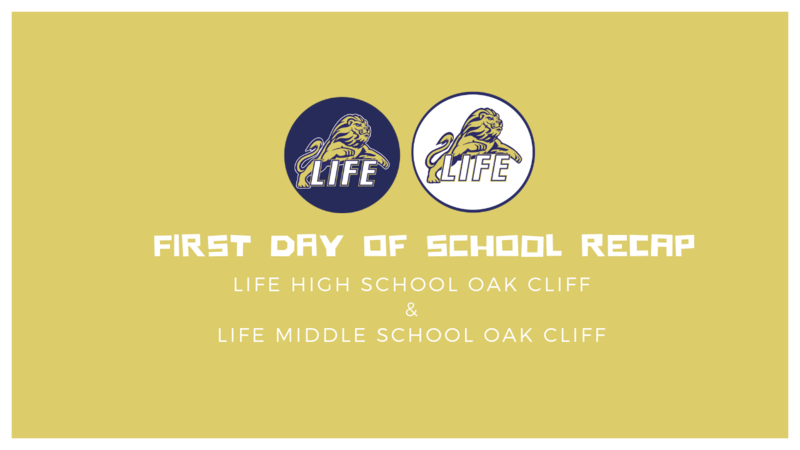 First Day of School Highlight video