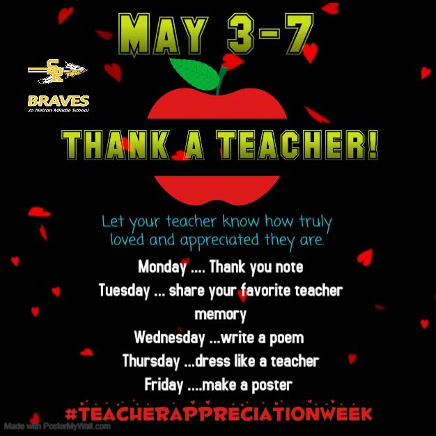 Thank A Teacher Featured Photo