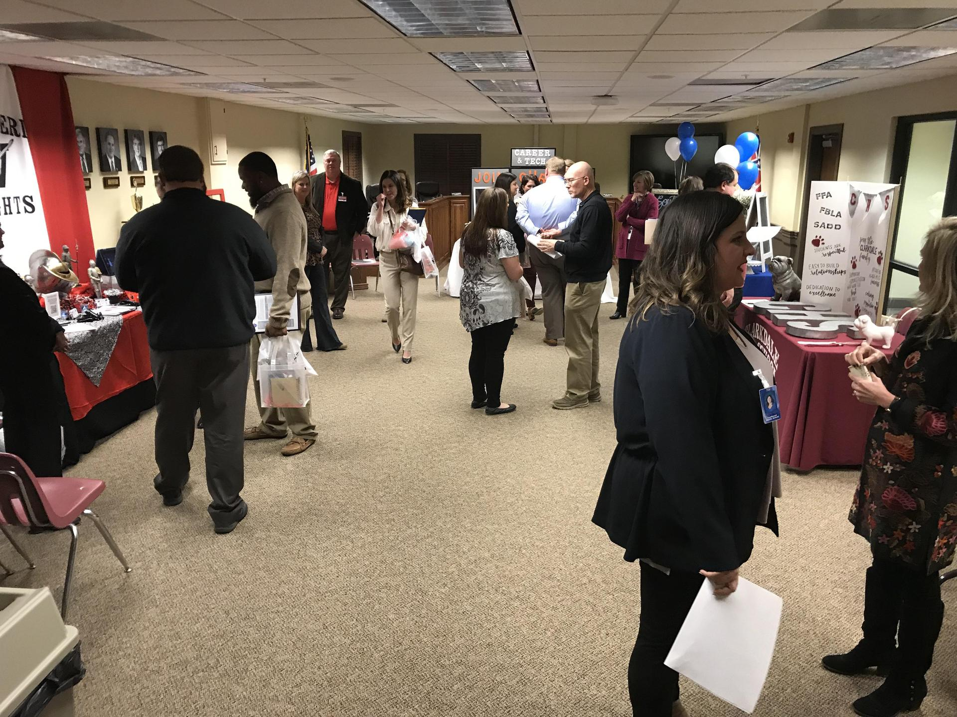 2019 LCSD Educator Recruitment Fair