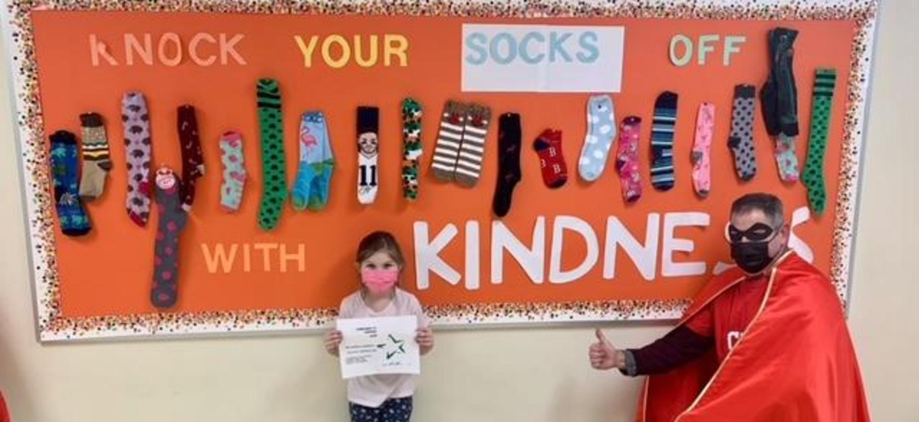Kindness award picture