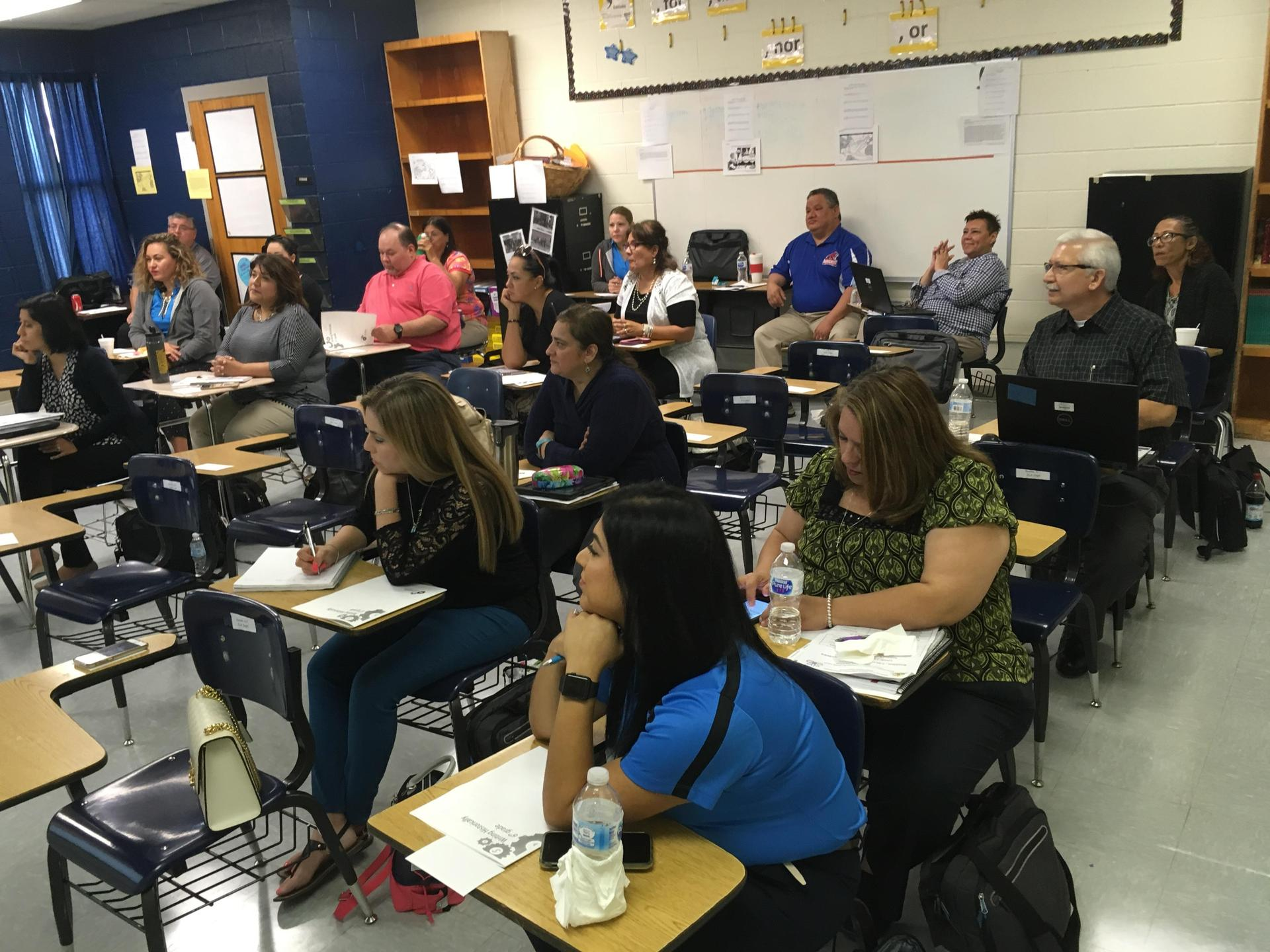 Social Studies Training for Teachers