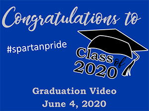 Graduation Video Image