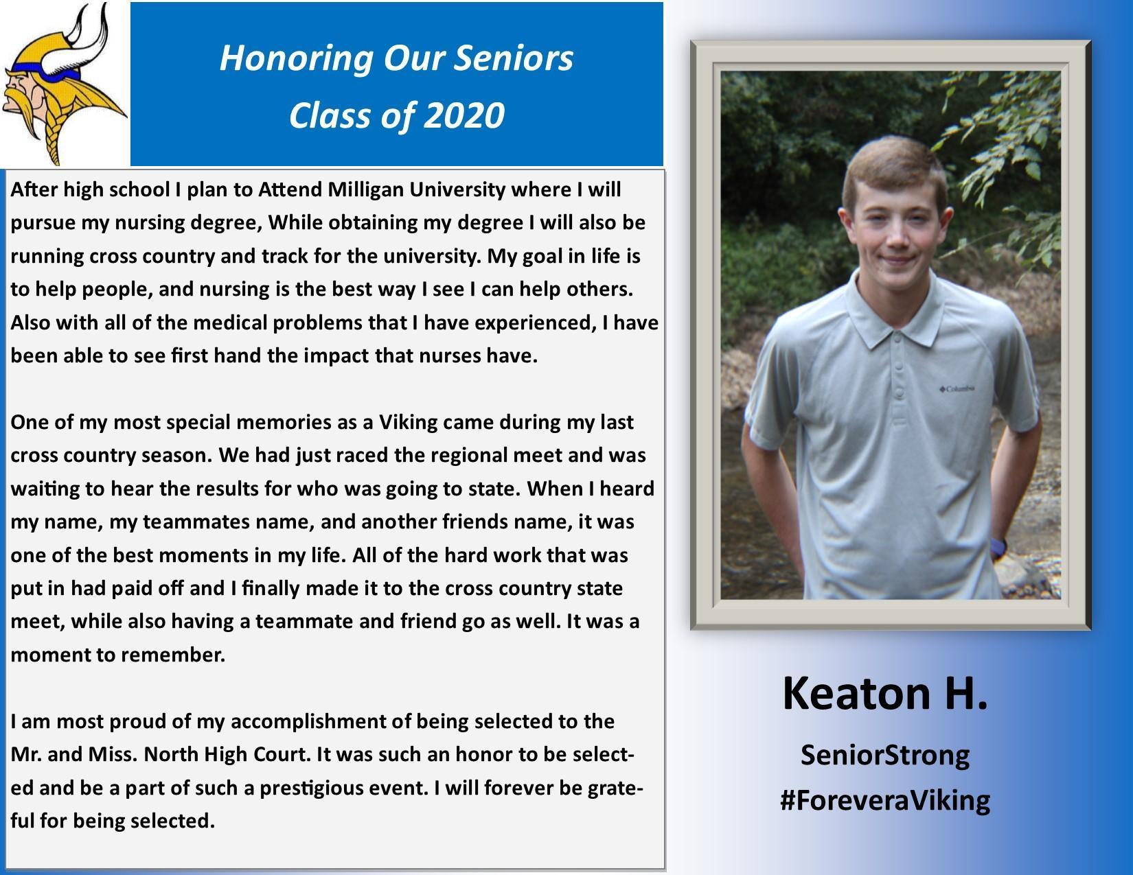 Keaton H