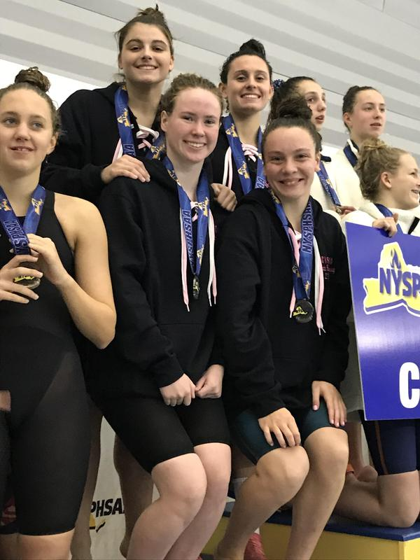 SHA Swimming Shines in States Featured Photo
