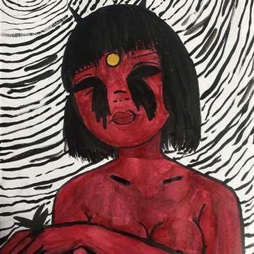 Ruby by Joliette Preciado