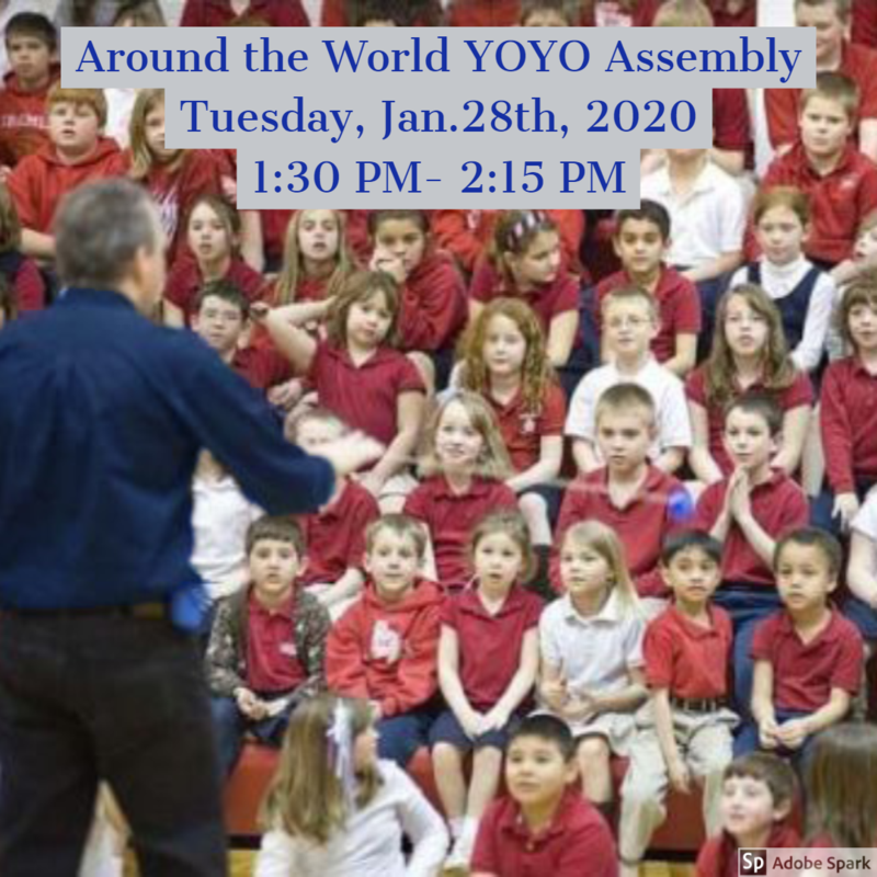 Around the World YOYO assembly Thumbnail Image