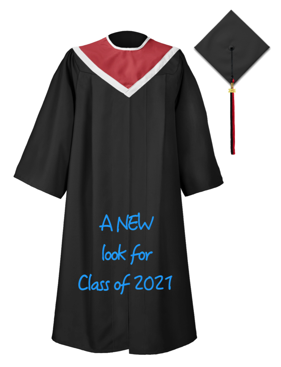 Class of 2021 Cap & Gown