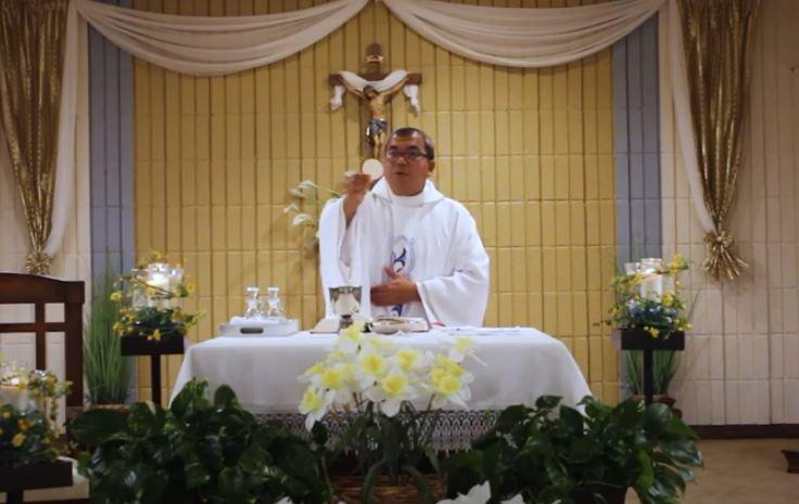 Weekly Mass from Rosary Featured Photo