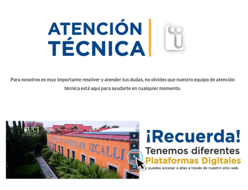 Atención Técnica Featured Photo