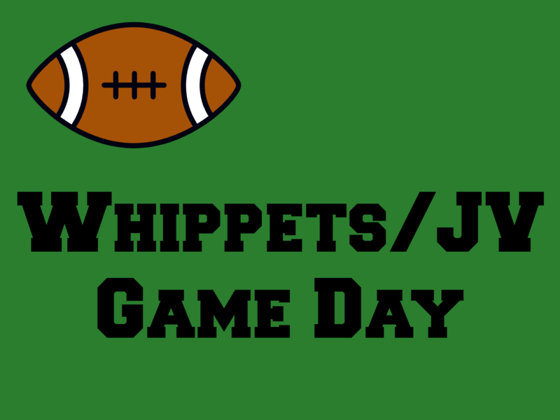 Thursday, September 23, 2021 Whippets / Junior Varsity Greyhounds (Away) Game times: 5:00 p.m. / 6:15 p.m. Featured Photo