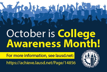October is College Awareness Month Featured Photo