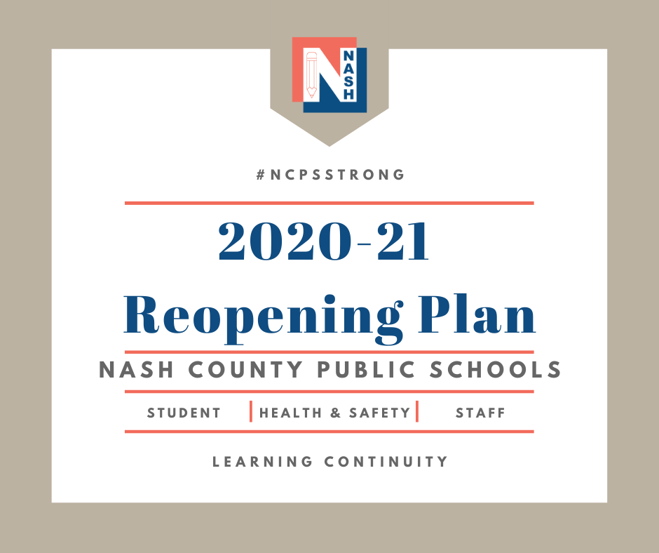 NCPS Reopening